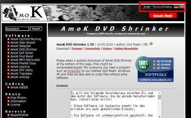 AmoK DVD Shrinker 002