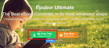 Epubor Ultimate 001