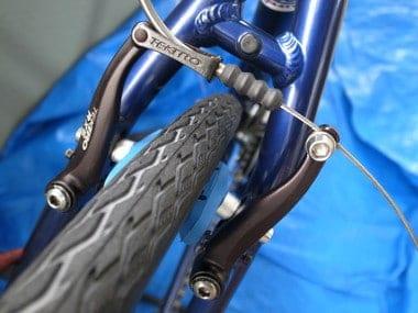 Cross Bike Tire - 016