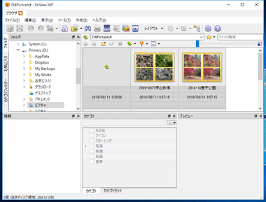 XnViewMP Photo viewer 012