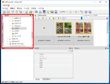 XnViewMP Photo viewer 020