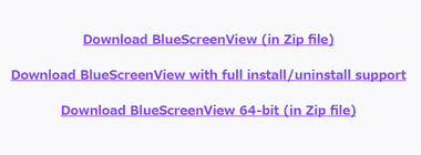 Nir Soft BlueScreenView 004