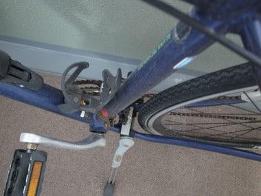 Recycle abandoned bicycle 001