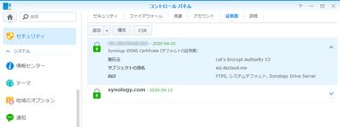 Synology Diskstation DDNS-045
