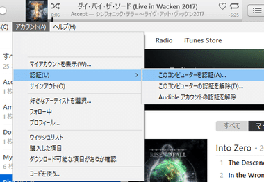 iTunes Media Player 018