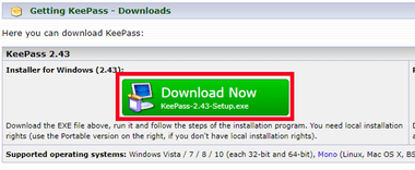 KeePass Password Safe 003