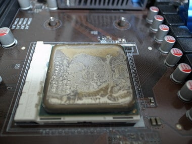AMD PhenomⅡ x4 965BE MB Replacement 004