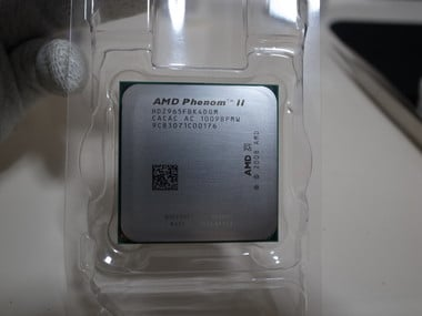 AMD PhenomⅡ x4 965BE MB Replacement 005