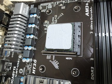 AMD PhenomⅡ x4 965BE MB Replacement 006