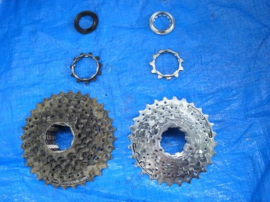 Cross Bike Sprocket - 008