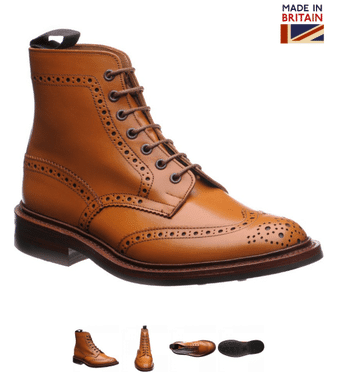 Trickers Import 001