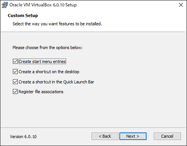 Oracle VM VirtualBox 006