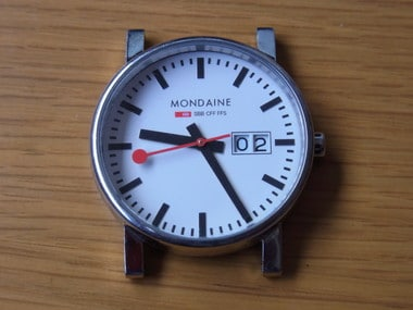 Watch Battery Replacement 016