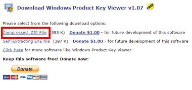 Windows Product Key Viewer 001