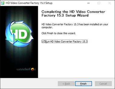 HD Video Converter Factory Free 006