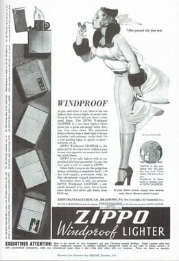 مجموعة Zippo-windy-1937